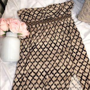 B1G1F 🌸 Gorgeous Strapless Maxi Dress
